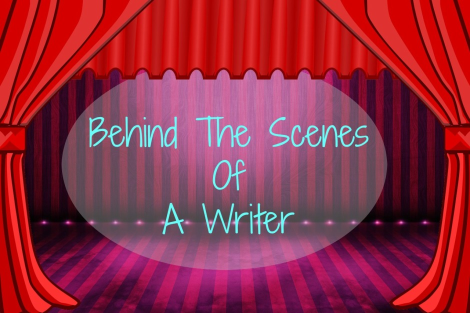 Behind The Writer