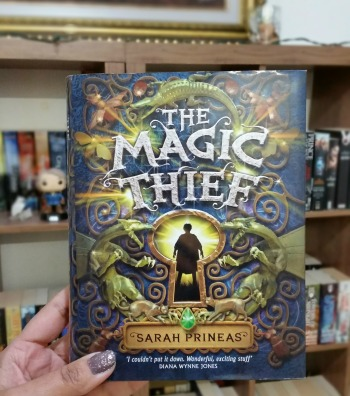 The Magic Thief Book