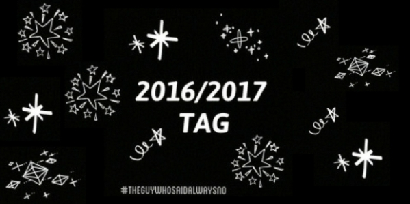 The 2016/2017 Tag, Coffee n' Notes