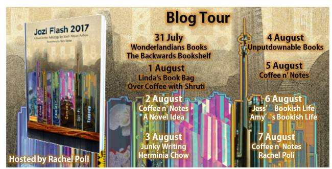 ozi Flash Blog Tour, Book review