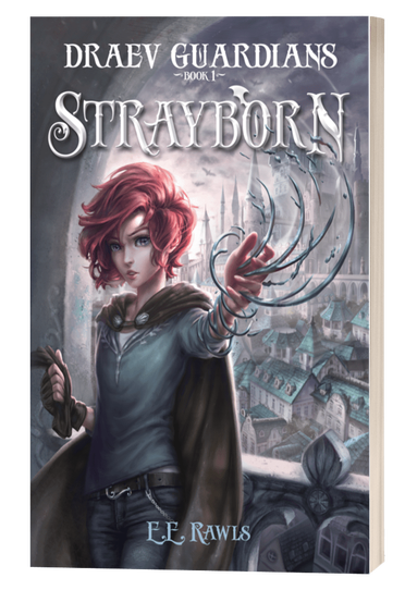 Strayborn, Coffee n' Notes, Book Review, E. E. Rawls,
